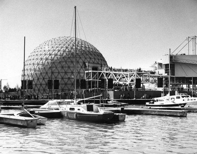 Ontario Place. Photo: Zeidler Partnership Architects