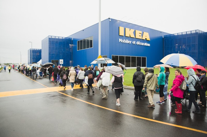 IKEA opens new 340,000 square foot location in Quebec City